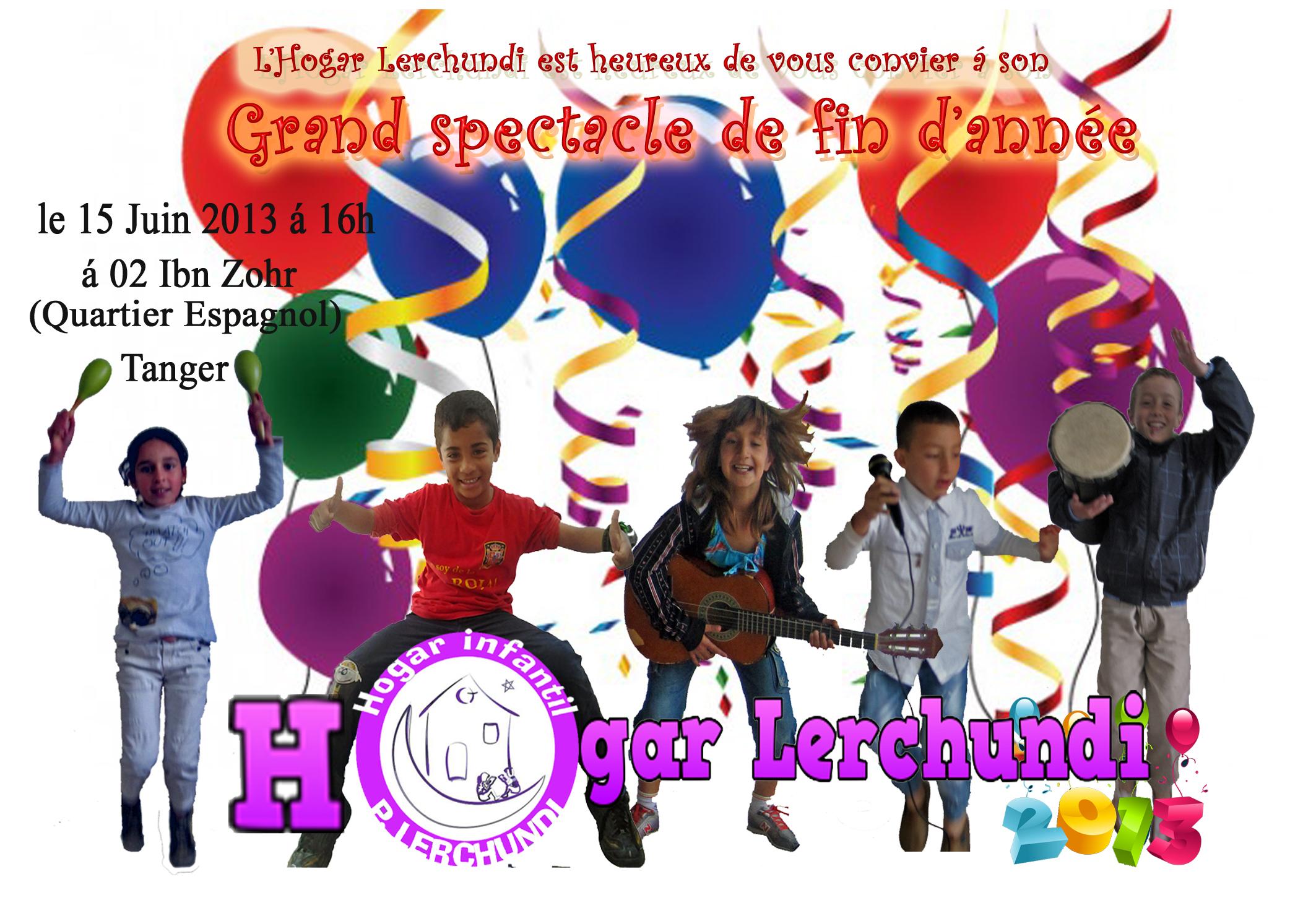 Fiesta Hogar Lerchundi 2013