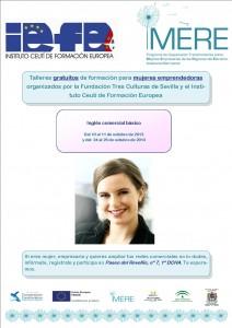 Proyecto MÈRE -publicación facebook taller 3