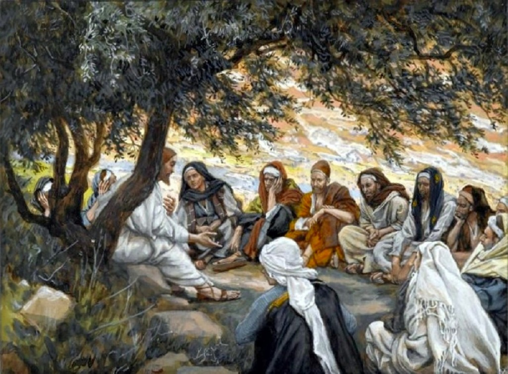 The Exhortation to the Apostles (Recommandation aux apôtres)-001